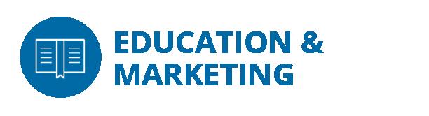Education & Marketing