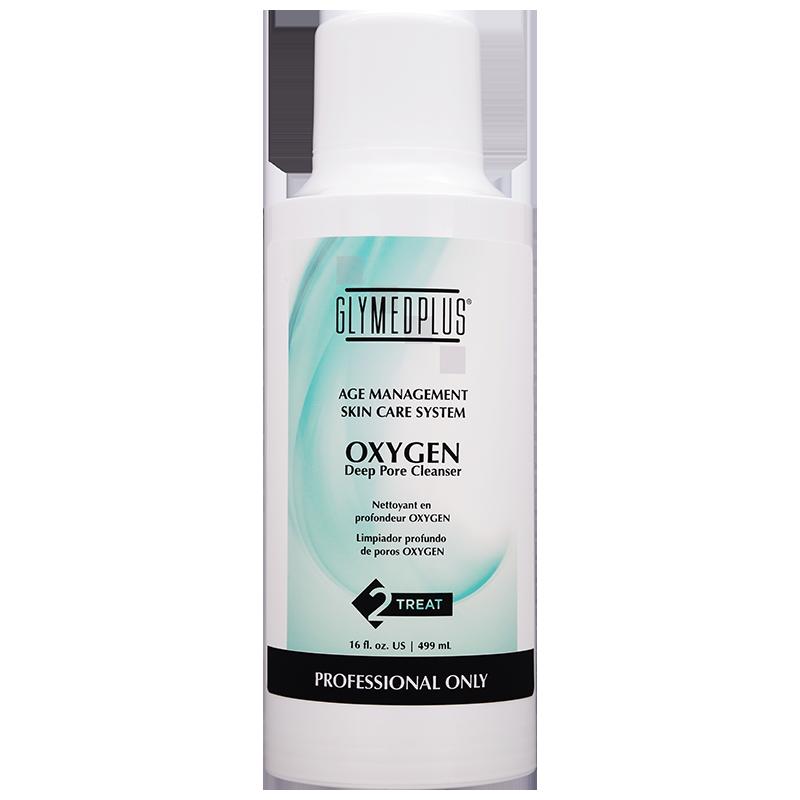 Oxygen Deep Pore Cleanser