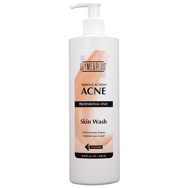 Skin Wash - BACK BAR