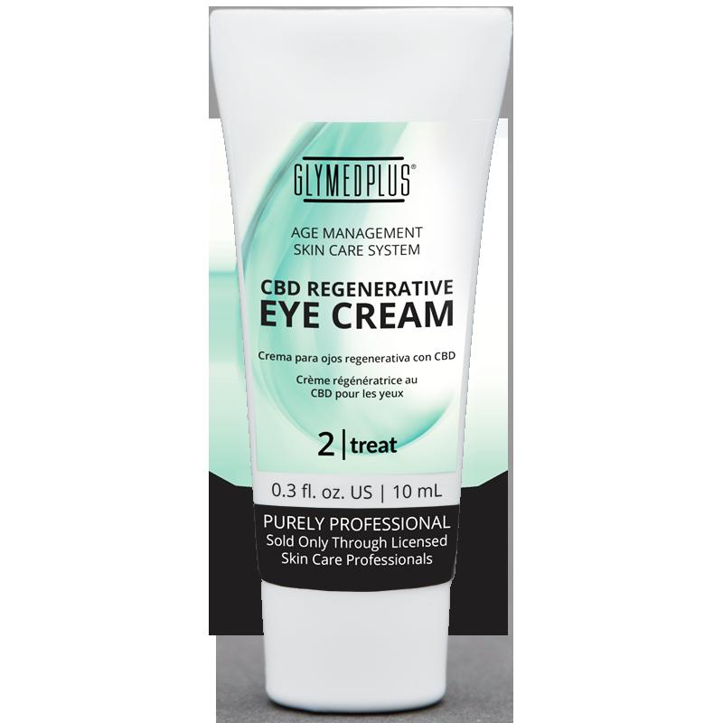 Regenerative CBD Eye Cream