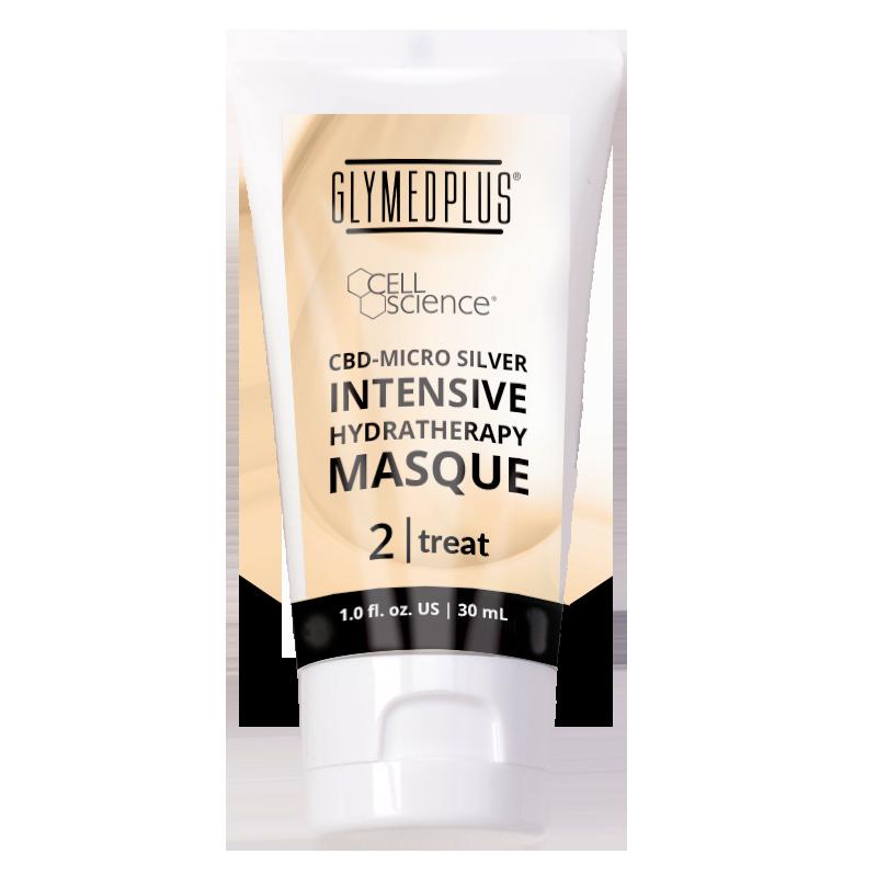 CBD-Micro Silver Hydratherapy Masque