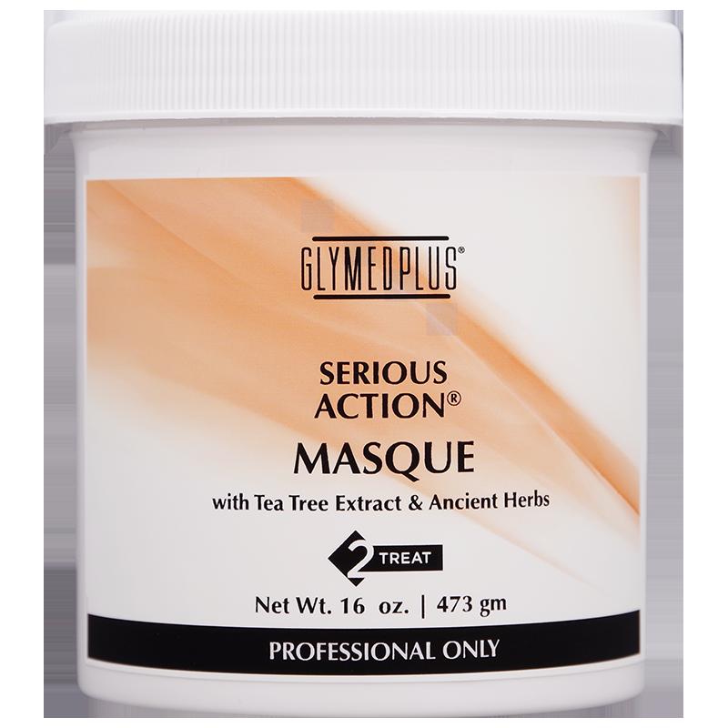 Serious Action Masque