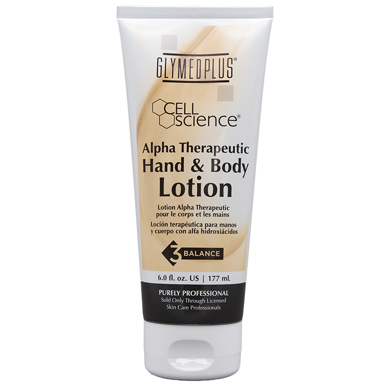 Therapeutic Hand & Body Lotion