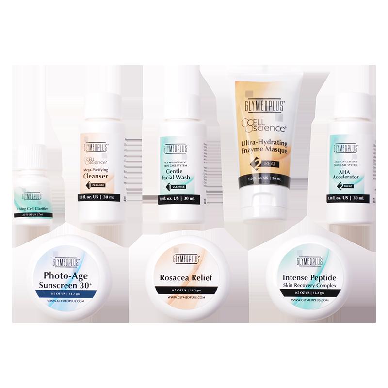 Rosacea Skin Essentials Kit
